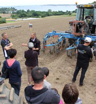 Crédit : Agriculteurs de Bretagne