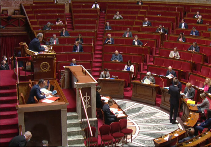 Photo : Assemblée nationale