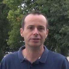 Eric Gault, responsable de la station